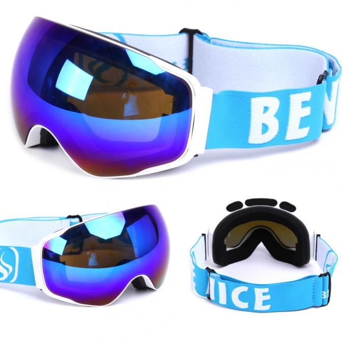 Interchangeable Lens Snowboard Goggles