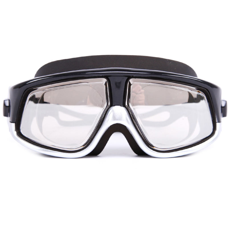 eccb3a6ddc Tinted Prescription Swim Goggles Nearsighted With Polycarbonate Lens