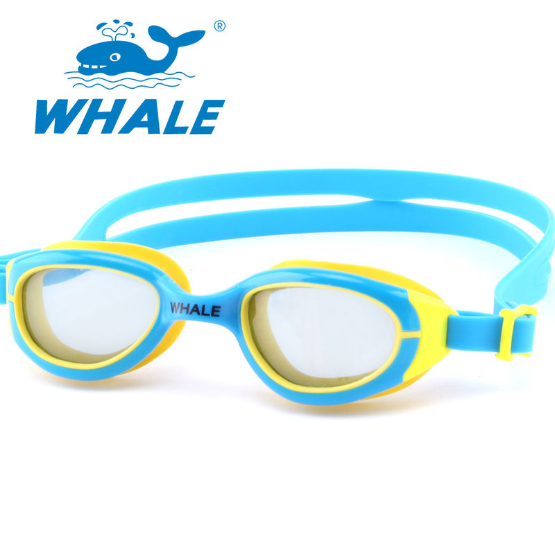 35761f36e46b Comfortable Silicone Swimming Goggles Anti Fog Reviews For Child Eyeglasses  Protection Eye