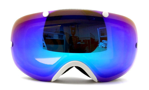 Double Spherical Lens Ski Snowboard Goggles / Over Glasses Goggles
