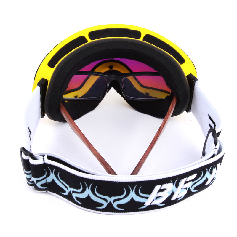 6620975ece1 Adjustable OTG Ski Snowboard Goggles For Skiing
