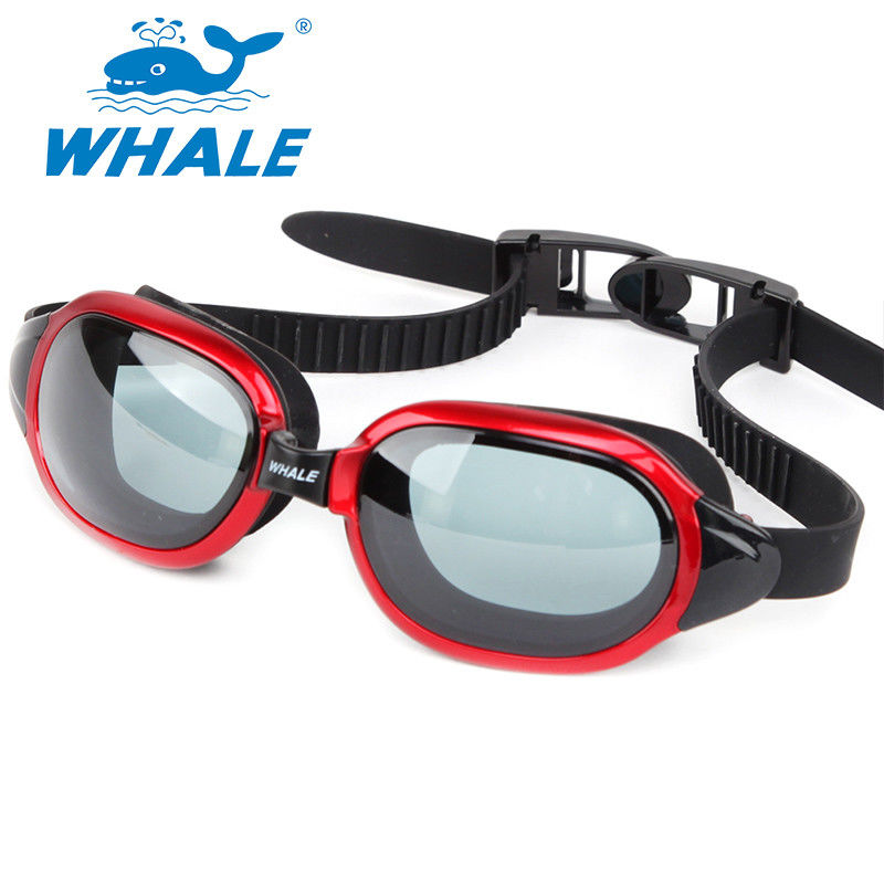 UV Protection Anti Fog Swim Goggles Watertight Smart Strap Soft Cushion